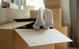 Eine schnelle Wohnungsauflösung ist manchmal nötig